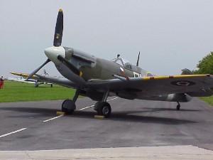 Supermarine Spitfire AR614