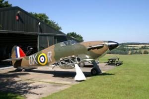 Hawker Hurricane G-ROBT