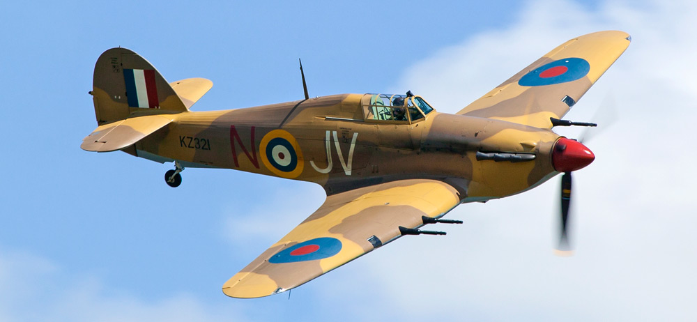 Hawker Hurricane G-HURY